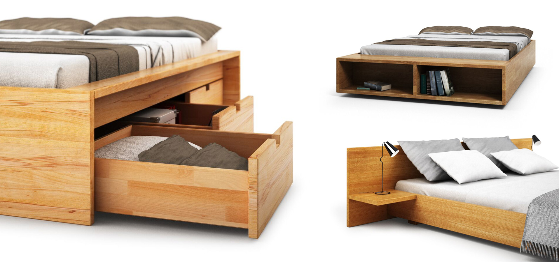 ein bett mit mehrwert der holzconnection blog. Black Bedroom Furniture Sets. Home Design Ideas