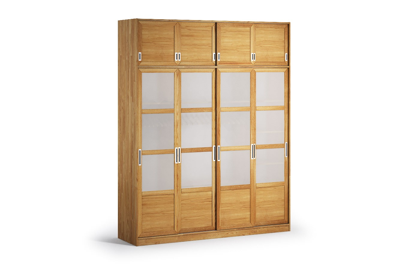 lusaka in eiche rustikal kleiderschrank nach ma. Black Bedroom Furniture Sets. Home Design Ideas