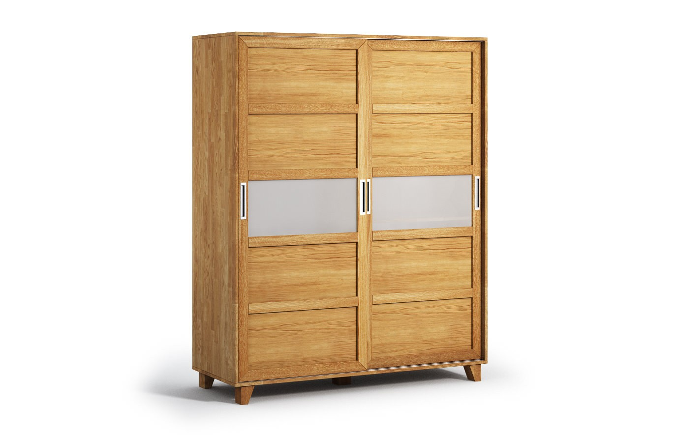phoenix in eiche rustikal kleiderschrank nach ma. Black Bedroom Furniture Sets. Home Design Ideas