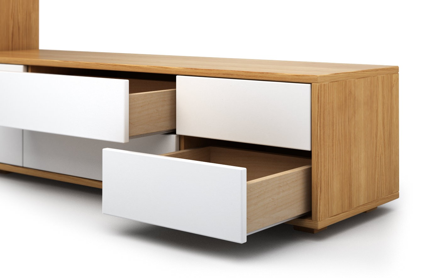 Sofia In Eiche Sideboard