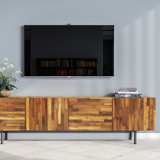 holzconnection sideboards nach ma. Black Bedroom Furniture Sets. Home Design Ideas