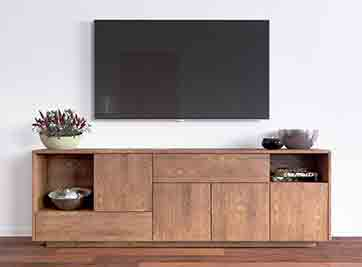 Holzconnection Sideboards Nach Maß
